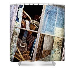 Possible Treasure Shower Curtain