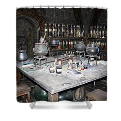 Potions Shower Curtain
