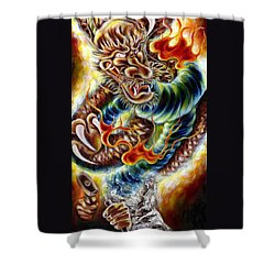 Power Of Spirit Shower Curtain