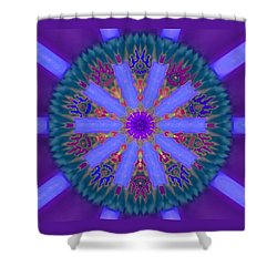 Power Of Ten Shower Curtain
