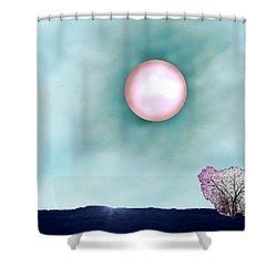 Prairie Moon Shower Curtain