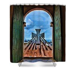 Prayers For Cartegena Shower Curtain