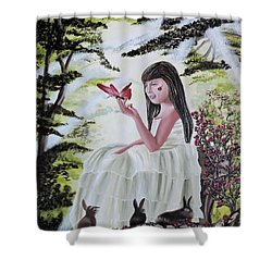 Precious Blessing Shower Curtain
