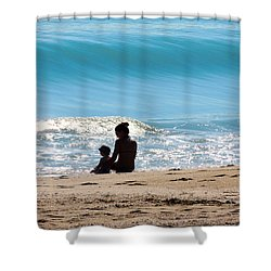 Precious Moment's Shower Curtain