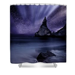 Prelude To Divinity Shower Curtain