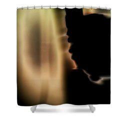 Presence 3 Shower Curtain