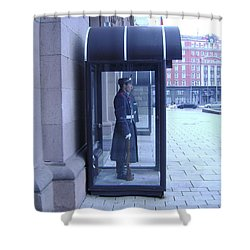 Presidential Guard Shower Curtain