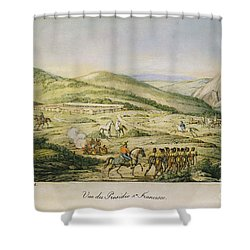 Presidio Of San Francisco Shower Curtain by Granger