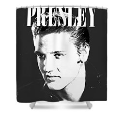 Presley Look Shower Curtain