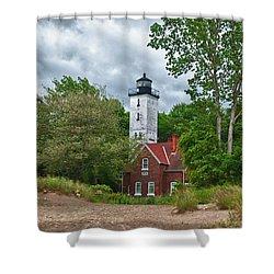 Presque Isle 12079 Shower Curtain