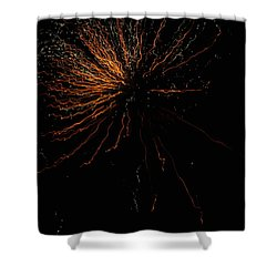 Pretty In The Sky Shower Curtain