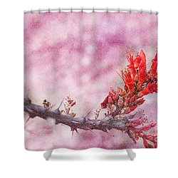 Prickly Beauty Shower Curtain