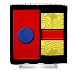Primary Motivations 1 Shower Curtain