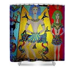 Prince Aram Dream Shower Curtain