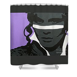 Prince Charming Shower Curtain by ID Goodall