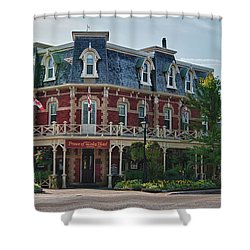 Prince Of Wales Hotel 9000 Shower Curtain