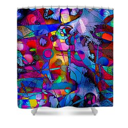 Prism K.w.two Shower Curtain