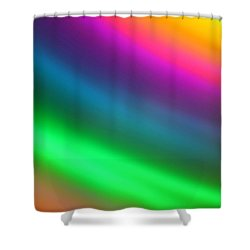 Prismatic Shower Curtain