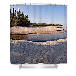 Prisoners Cove   Shower Curtain