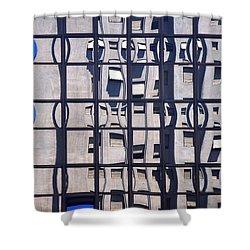 Shower Curtain featuring the photograph Private Worlds by Bernardo Galmarini