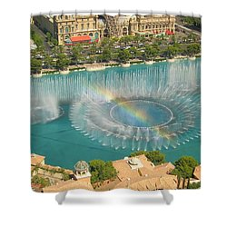 Shower Curtain featuring the photograph Promise by Angela J Wright