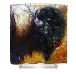 Promise Of Abundance Shower Curtain