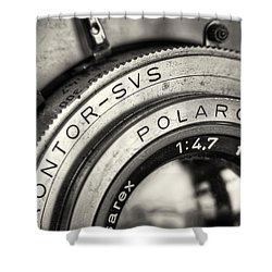 Prontor Svs Shower Curtain by Scott Norris