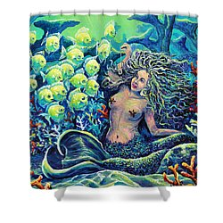 Proper Schooling Shower Curtain