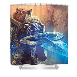 Protect Shower Curtain