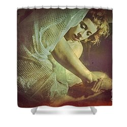 Protection - A Body Performance Shower Curtain