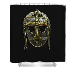 Protection Shower Curtain by Margie Hurwich