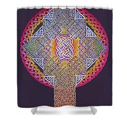 Psalm 22 Shower Curtain by Hidden  Mountain