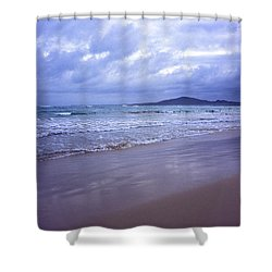 Puerto Villamil Shower Curtain