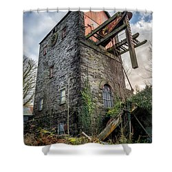 Pump House Shower Curtain