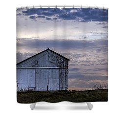 Shower Curtain featuring the photograph Pure Country by Sennie Pierson