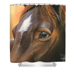Pure Grace Shower Curtain