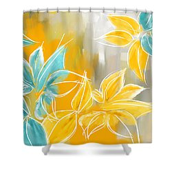 Pure Radiance Shower Curtain