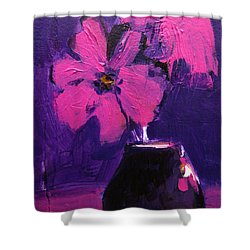 Purple Madness Shower Curtain