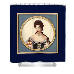Queen Mary  Shower Curtain