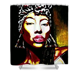 Queen Of Kings Shower Curtain