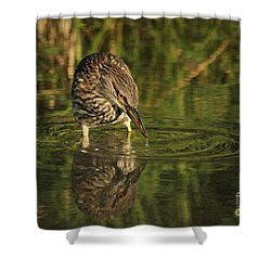 Shower Curtain featuring the photograph Quench by Heather King