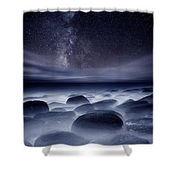 Quest For The Unknown Shower Curtain