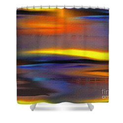 Soft Rain Shower Curtain