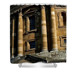 Radcliffe Camera Shower Curtain by Joseph Yarbrough