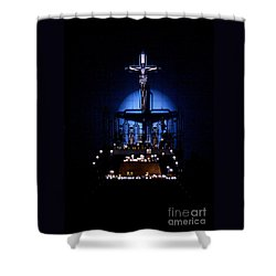 Radiant Light Shower Curtain