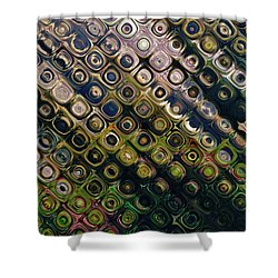 Rain Forest Shower Curtain by Susan Schroeder