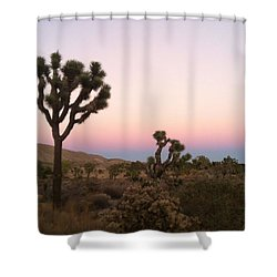 Shower Curtain featuring the photograph Rainbow Morning by Angela J Wright