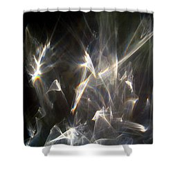Shower Curtain featuring the photograph Rainbow Pieces by Leena Pekkalainen