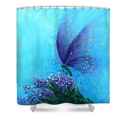 Raised In Glory 2 Shower Curtain