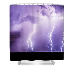 Rake Shower Curtain